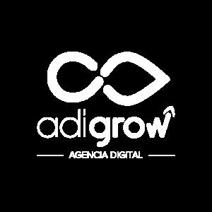 LOGO Adigrow Blanco Todo